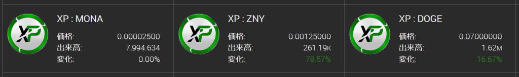 価格 急上昇中 仮想通貨 XP 取引所 登録 方法 マイニング 方法 ご紹介