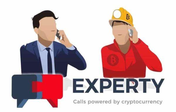仮想通貨 Experty EXY 電話版 Quora 特徴 将来性 購入方法