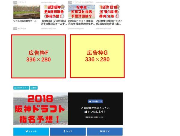 野球 スポーツ 仮想通貨 広告位置
