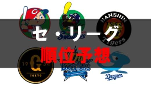【2020】セ・リーグ順位予想まとめ!ペナントレースの戦力分析結果を公開!