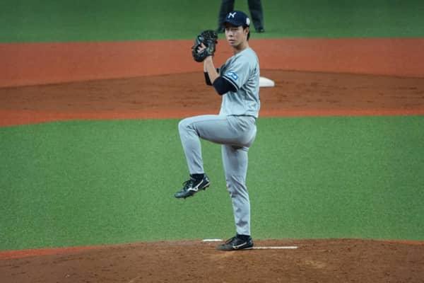 和田悠佑の投球フォーム