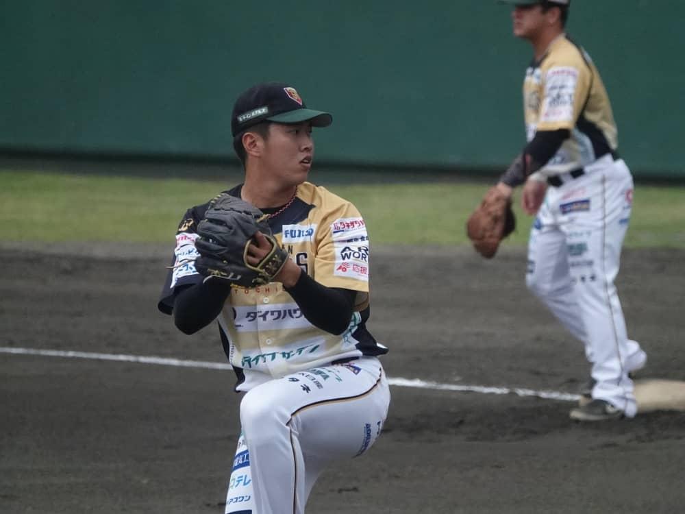 【ドラフト】堀越歩夢(BC栃木)の成績・経歴・特徴